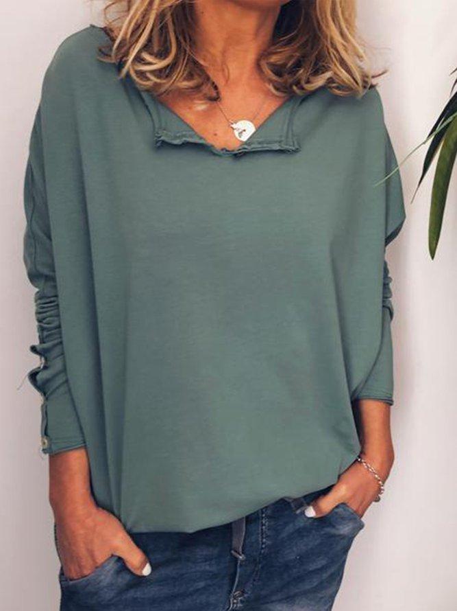 Shirt Kleider Langarm